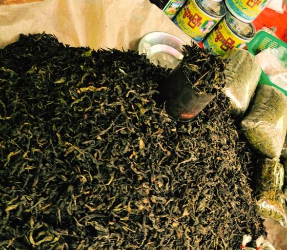 Tea, for sale in bulk.